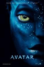 Avatar - zelený eko film s modrými emzáky