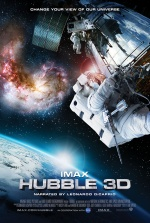 Hubble 3D - nafouklá bubblina